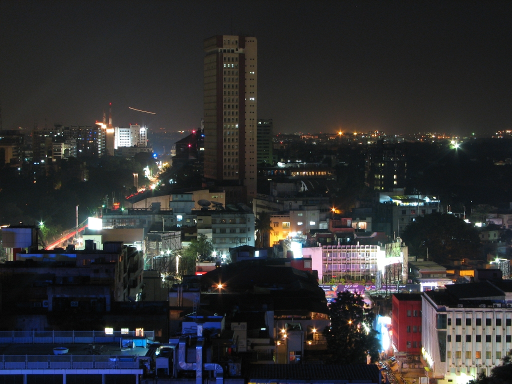View full size image for 13th floor ebony bangalore restaurant